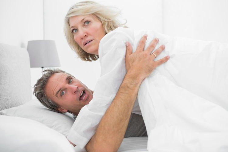 Gangguan saat berhubungan seks