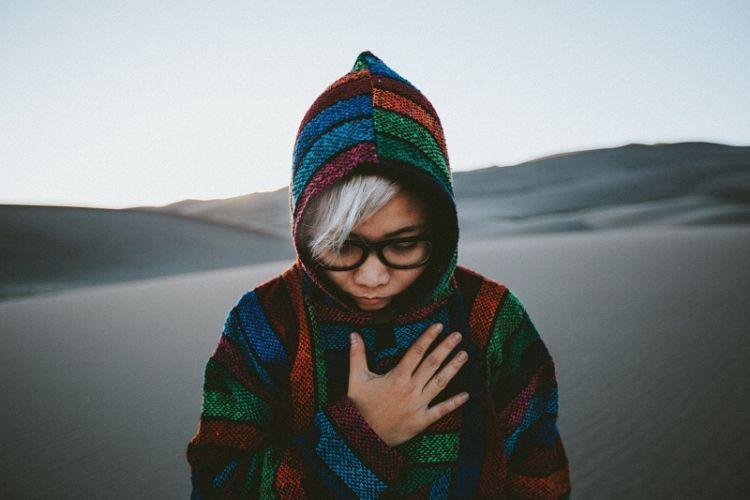 Tak ada perasaan hatimu jika tak dikeluarkan lewat kata-kata