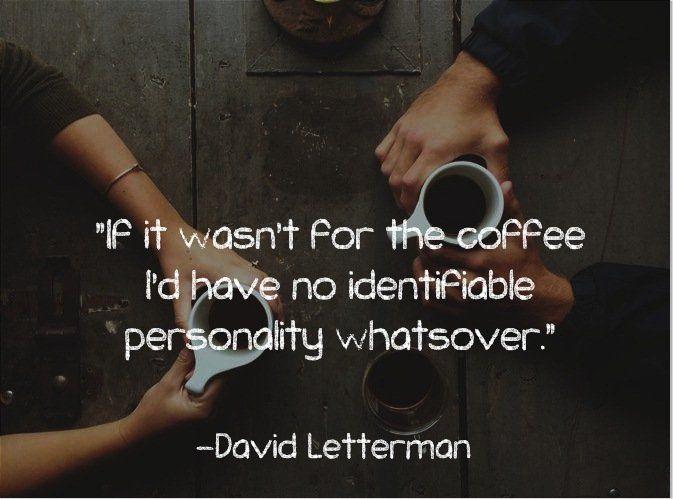 Kalau bukan karena kopi, saya mungkin nggak punya identitas yang personal.