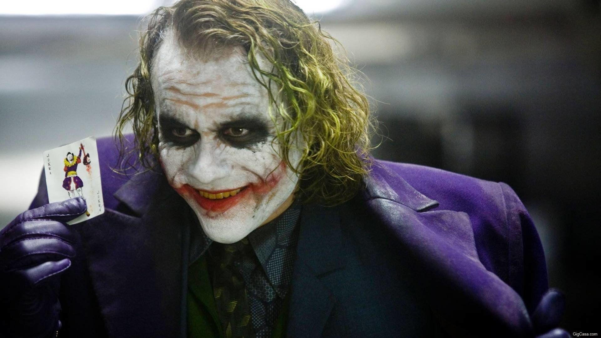 Lah, karakter Joker ini mah. :|