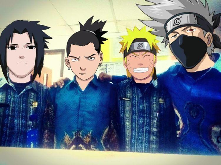 Naruto dkk