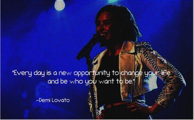 Kejarlah kesempatan setiap harinya.