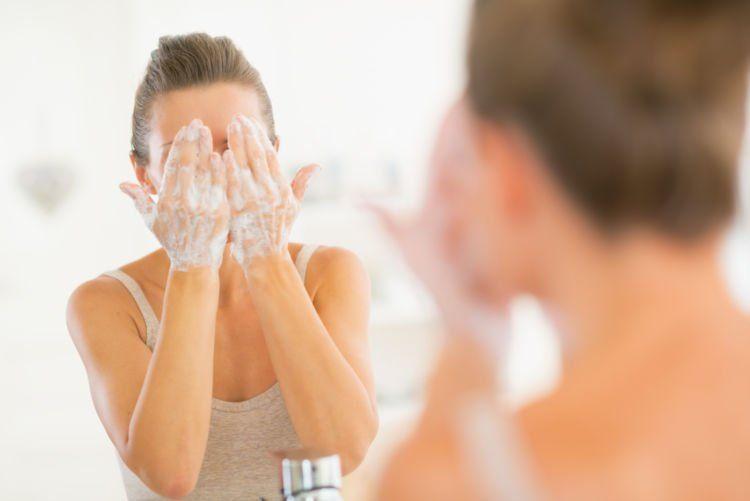 jangan malas cuci muka