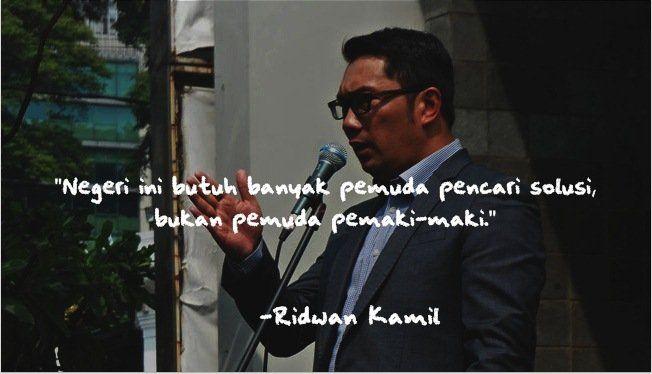 Indonesia butuh pemuda yang