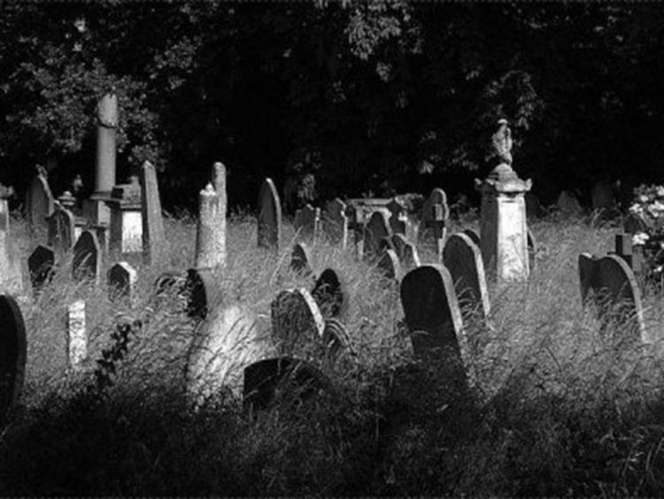 Tanah bekas kuburan