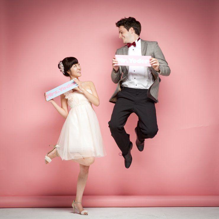 Romantis Dan Lucu Inilah 13 Pose Foto Prewedding Pasangan Di Korea Yang Layak Tiru