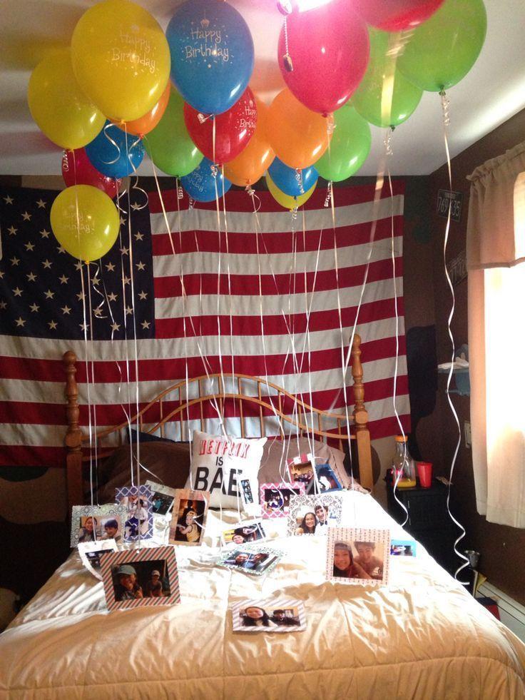 11 cara bikin surprise ulang tahun pacar atau hari jadian for Dekor kamar hotel buat ulang tahun