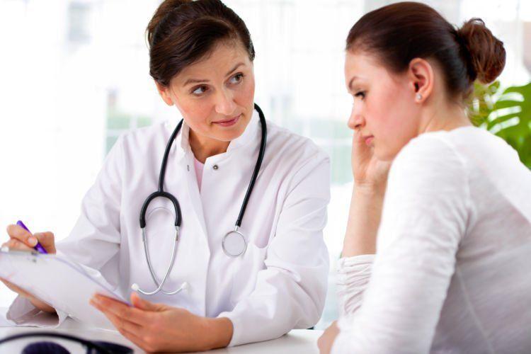 konsultasikan ke dokter