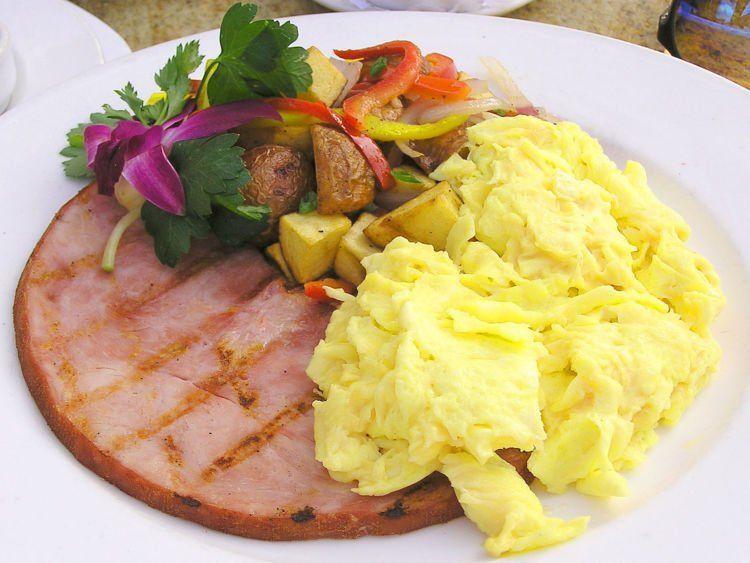 telur dan daging