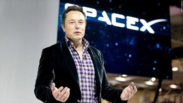 Elon dan ambisinya menua di Mars.