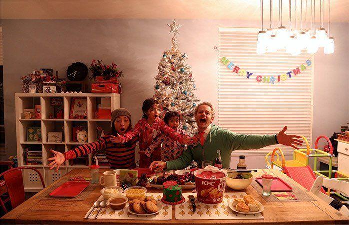 Tradisi makan malam natal di Jepang