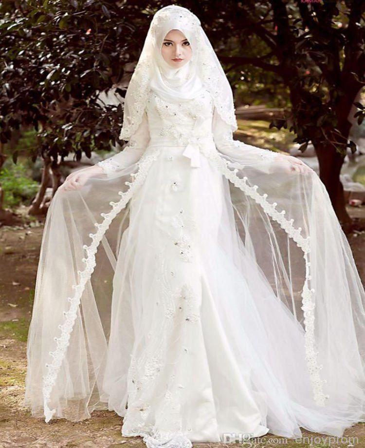 2017-vestido-de-noiva-white-long-sleeve-lace-muslim-kaftan-wedding-dresses-satin-applique-font-b