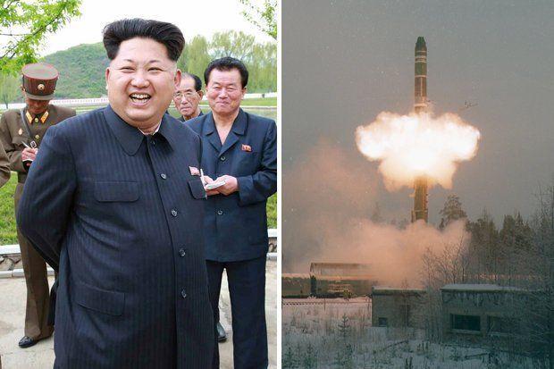 Kim Jong Un keukeuh dengan proyek nuklirnya.