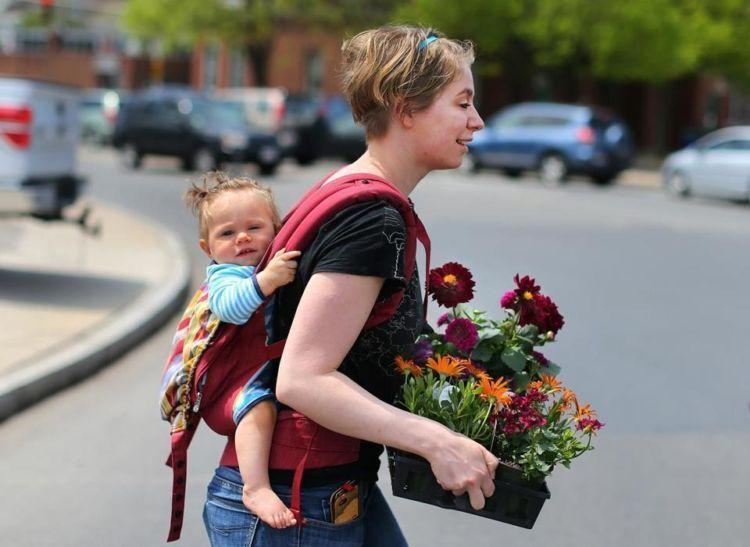 Hari Ibu di Amerika