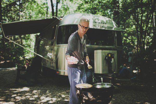 dia bersedia masak