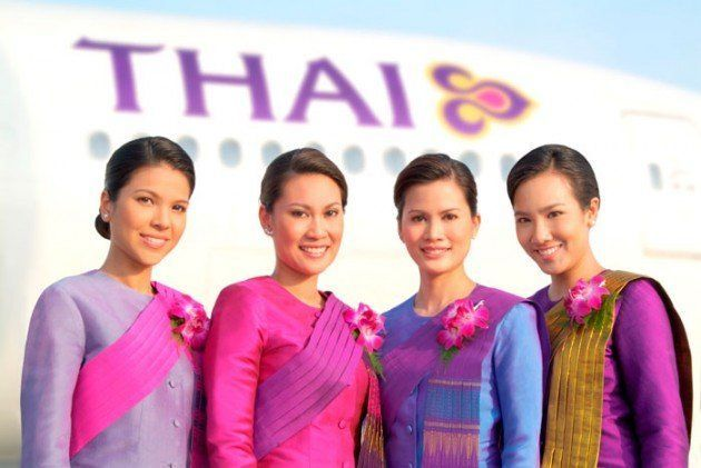 pramugari thai airways
