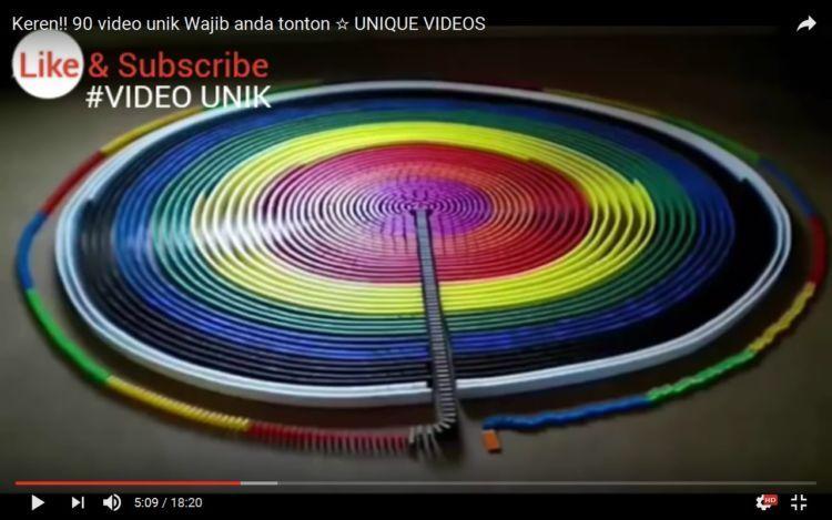 video unik