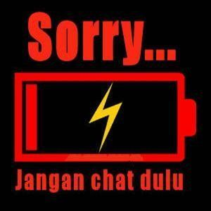 nih jadiin profile picture pas ngecharge hape