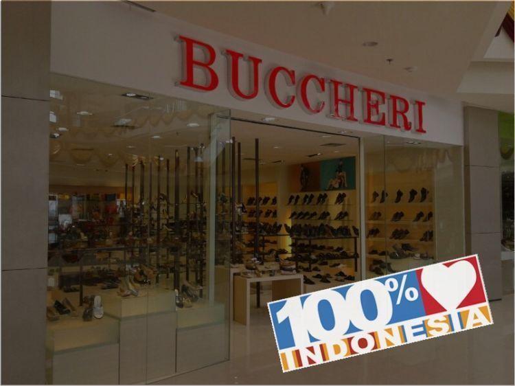 Bukan brand Italia kok, tapi Indonesia.