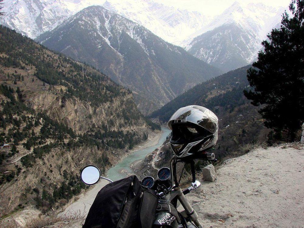 My motorcycle, my adventure!