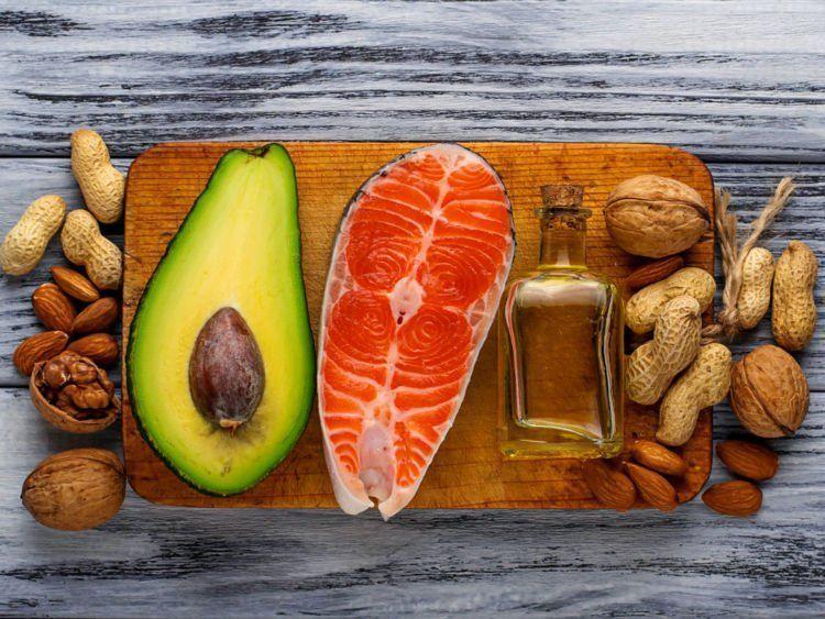 hindari lemak dan minyak