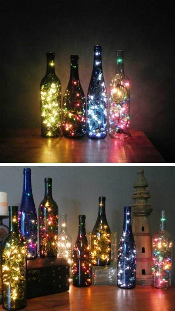 atau botol lampu