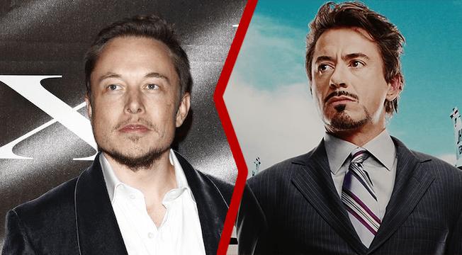 Elon Musk is Tony Stark.