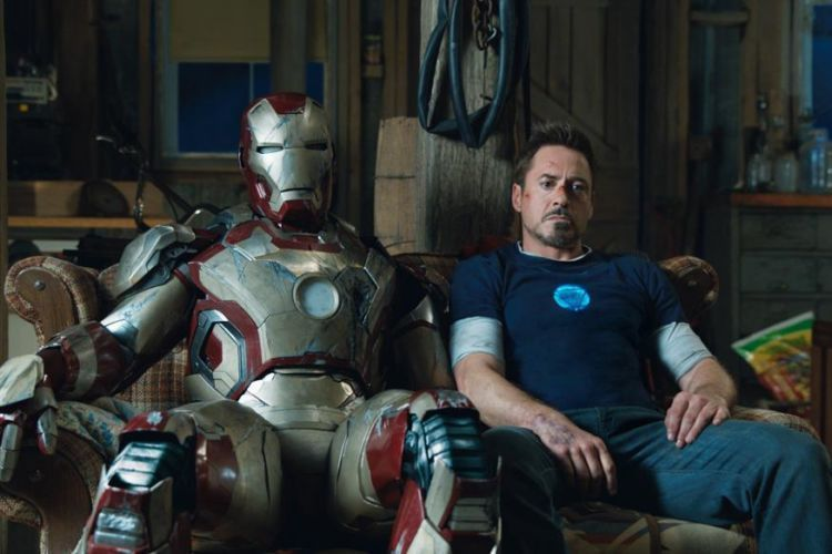 Ini nih Ironman~