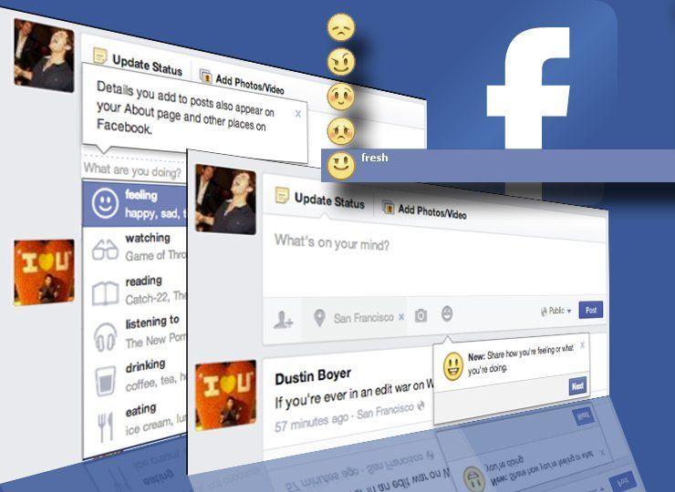 Facebook bisa menelaah kepribadianmu dari postinganmu.