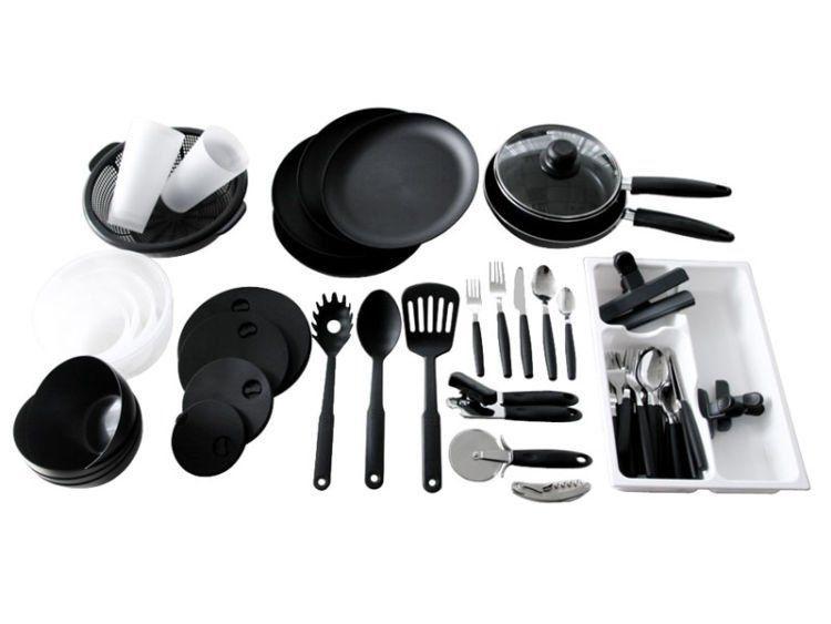 Peralatan baru untuk masak
