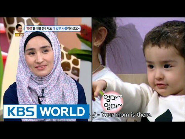 Hong Hana dan anaknya