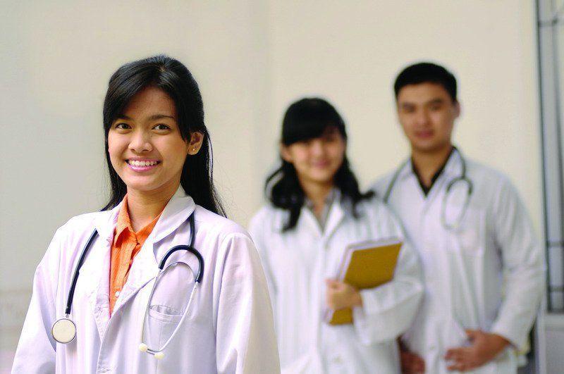 calon-calon dokter