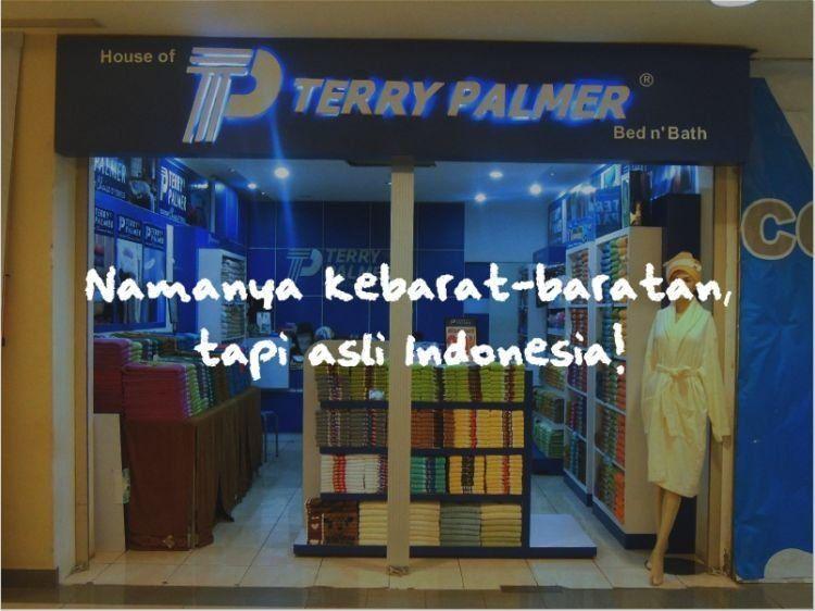 Ada yang bilang (lucu-lucuan) kalau Palmer singkatan dari Palamerah.