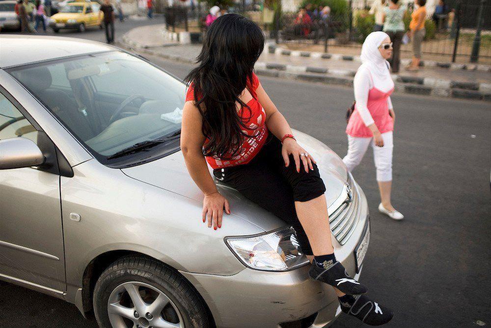 Prostitusi di Syiria.