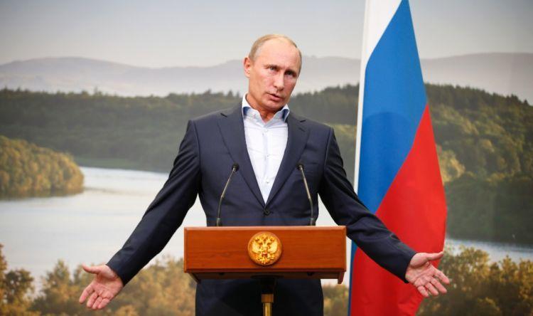 Tuduhan mengarah ke Putin