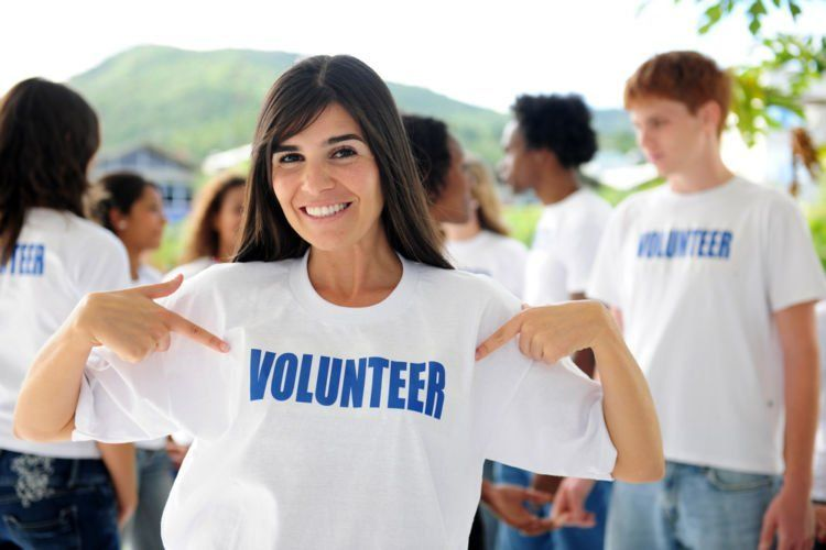 ikutan volunteer