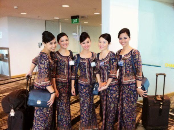 pramugari singapore airlines