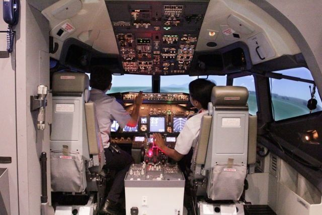Simulasi Penerbangan