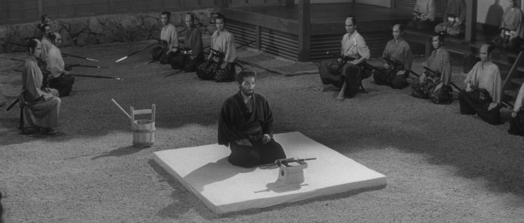Sudah dari zaman Samurai dulu~