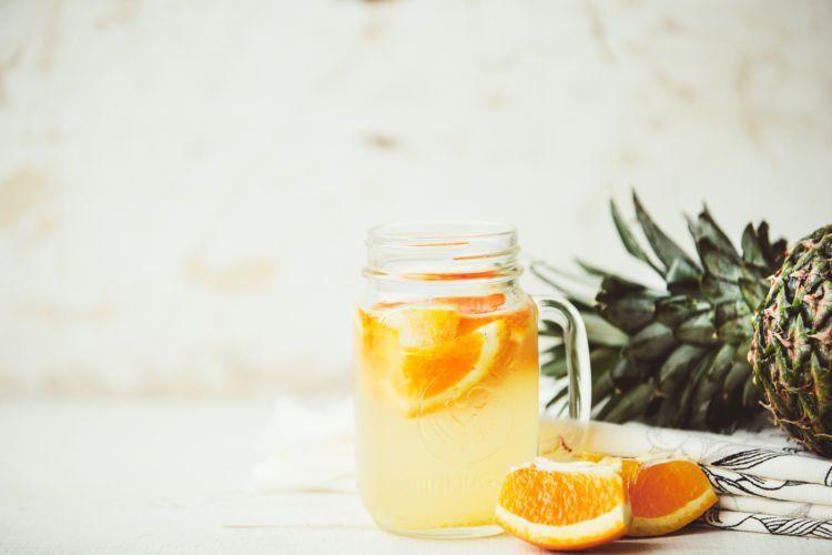 jeruk & nanas