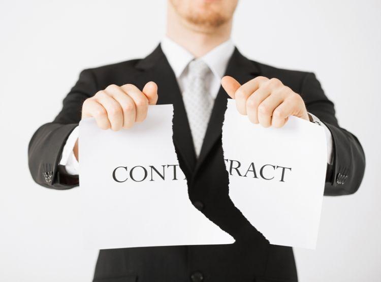 nggak ada kontrak kerja