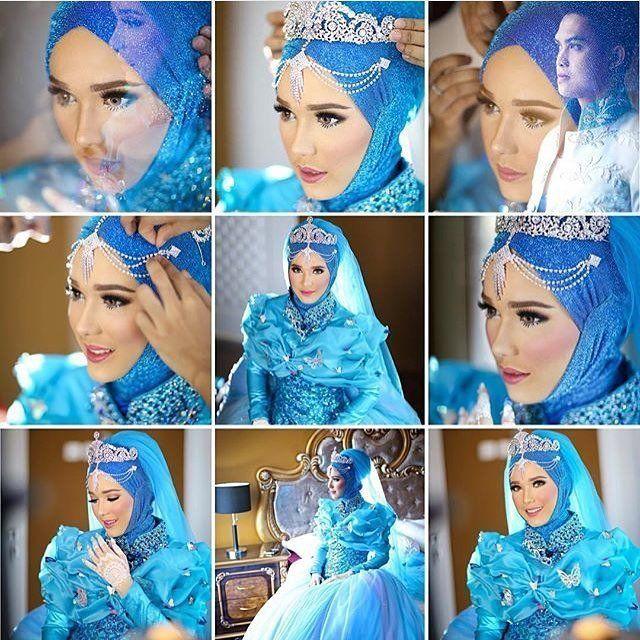 ini dia Cinderella berhijab