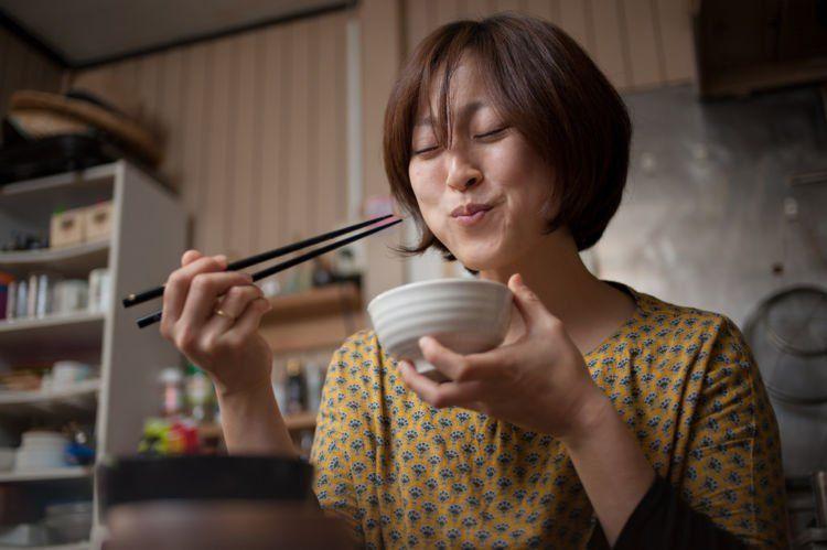 harus tetap makan nasi