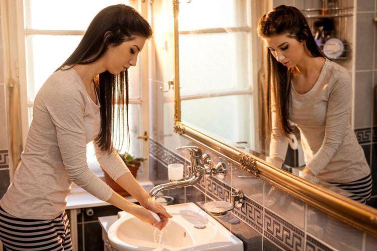 bersihkan tangan itu wajib