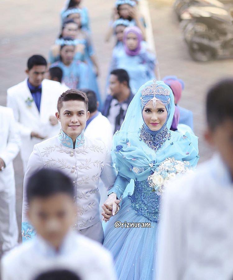 arak-arakan pengantin