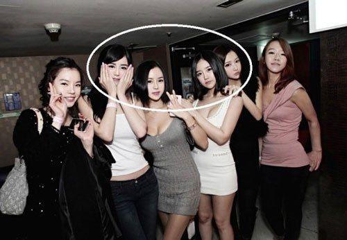 Unnie-unnie Gangnam yang mukanya sama semua