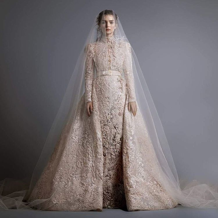 kaftan pengantin wanita