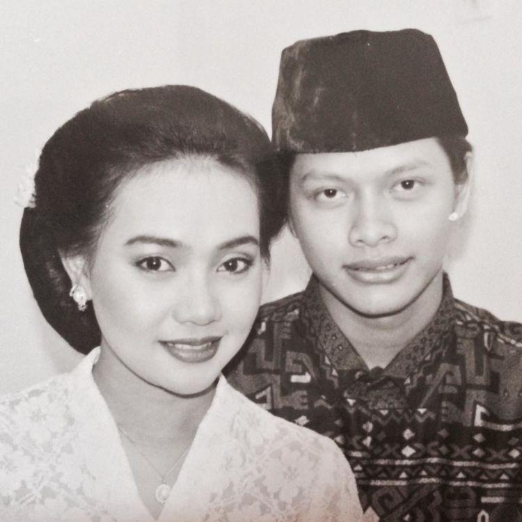 Armand Maulana dan Dewi Gita
