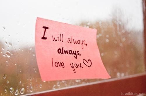 Akan selalu..