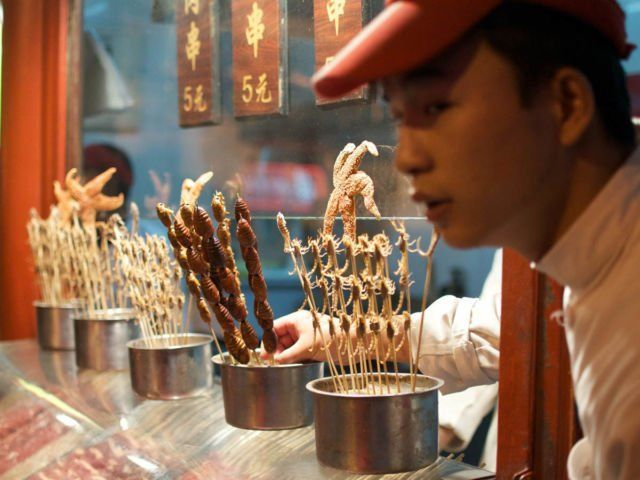 Extreme Culinary in China